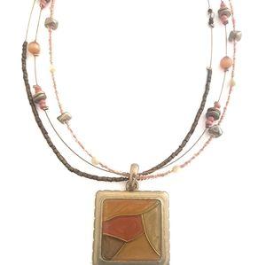 KC Design Mosaic Necklace